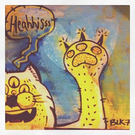 """blk75 """"heahhisss"""""""