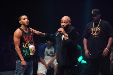 Total Slaughter: The Biggest Rap Battle Event Ever, Hosted By Shady Films, Slaughterhouse And WatchLOUD.com - Inside