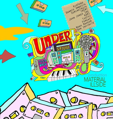 UNDERGROUNDFEEDBACK STEREO ALBUM