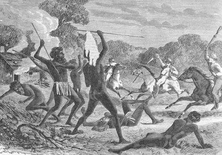 aborigine-settlers