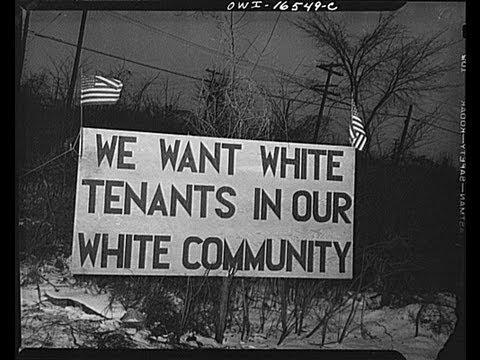 racist usa
