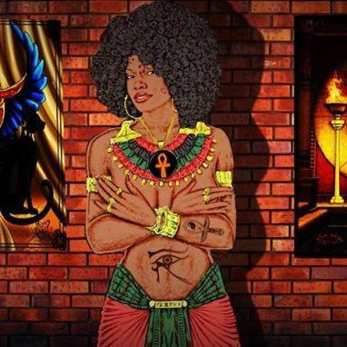 Ebony Black by Heru Khufu ( at herukhufu42 )