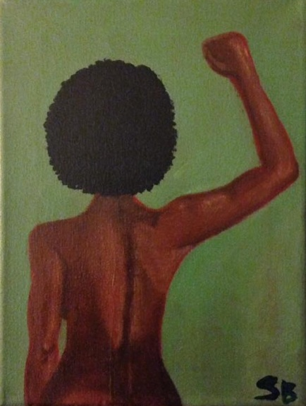 Sharon Bjyrd ethniq1 Art