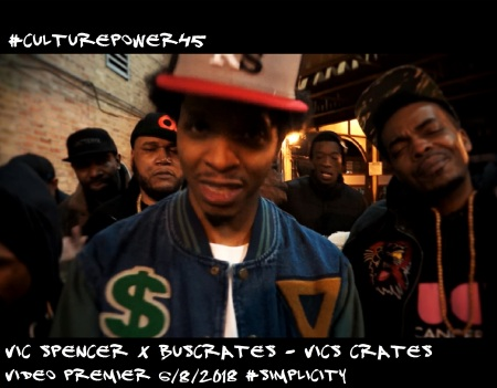 Vic Spencer x Buscrates - Vics Crates PROMO