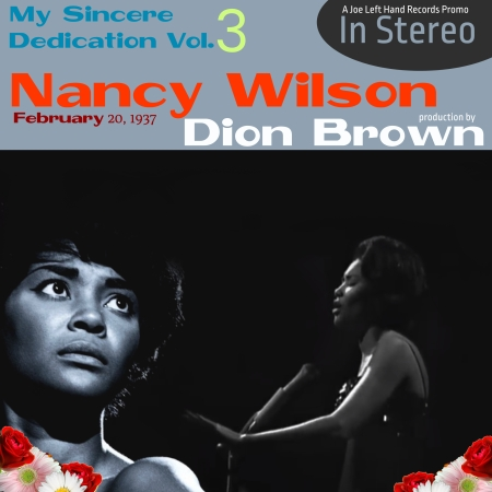 dion brown - my sincere dedication nancy wilson