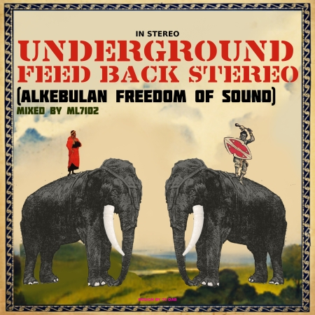 Underground Feed Back cover Alkebulan (2019)