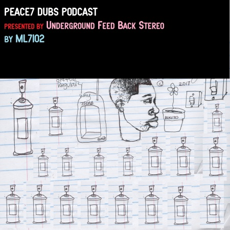 PEACE7DUBS PODCAST2 ART